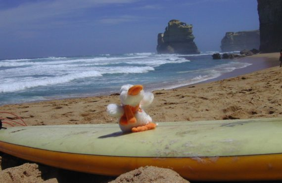 Great Ocean Road Twelve Apostels Australia