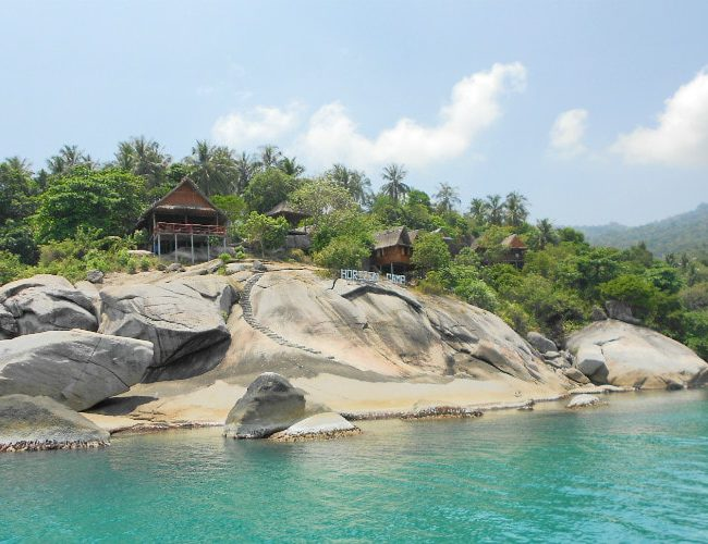 Koh Phangan Haad Rin Thailand Paradise