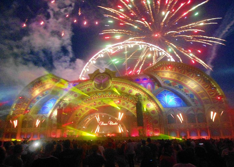Tomorrowland Festival Music Belgium