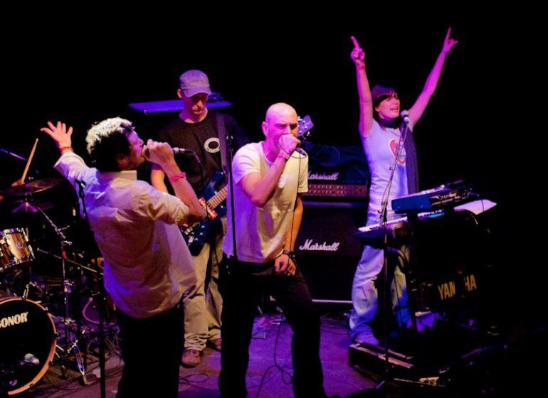 Sundancer Music La Marcha Nameless Queen The Underground