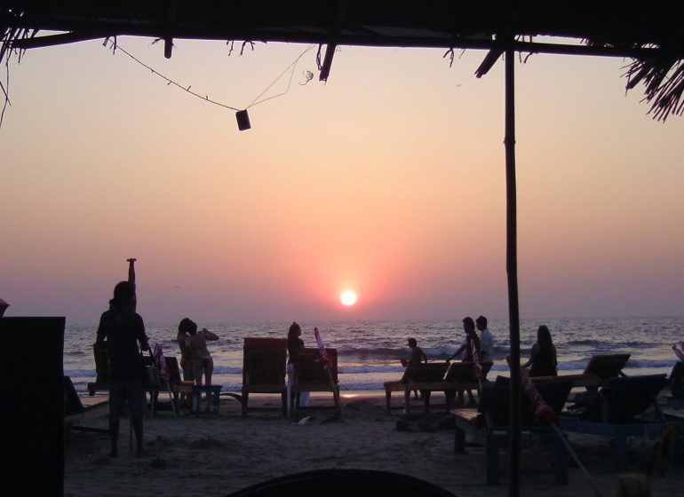 Goa India Sundancer Music